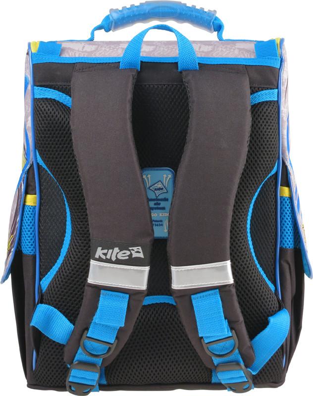 Рюкзак школьный, ортопедический Hot Wheels KITE HW15-501-2S - фото 2