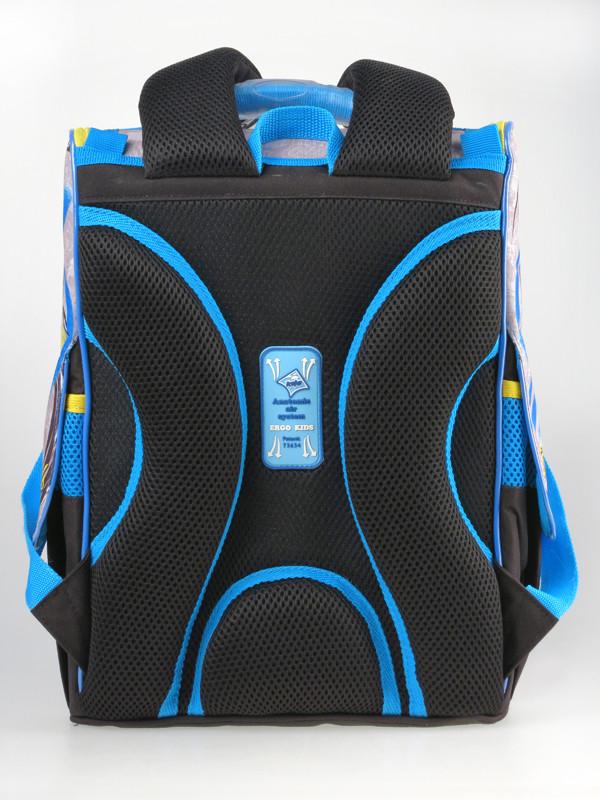 Рюкзак школьный, ортопедический Hot Wheels KITE HW15-501-2S - фото 3