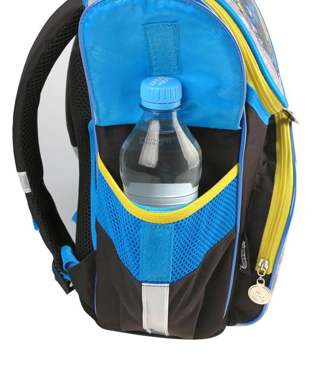 Рюкзак школьный, ортопедический Hot Wheels KITE HW15-501-2S - фото 9
