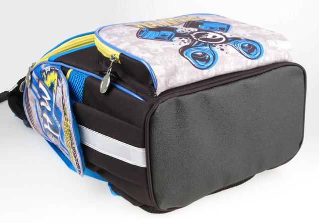 Рюкзак школьный, ортопедический Hot Wheels KITE HW15-501-2S - фото 6