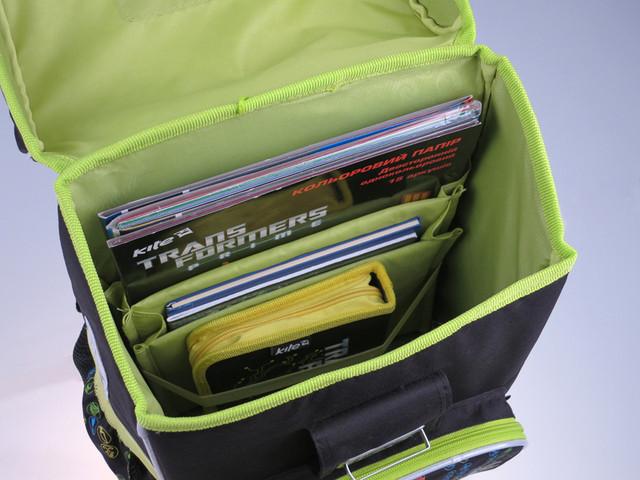 Рюкзак школьный, ортопедический Discovery KITE DC15-529S - фото 6