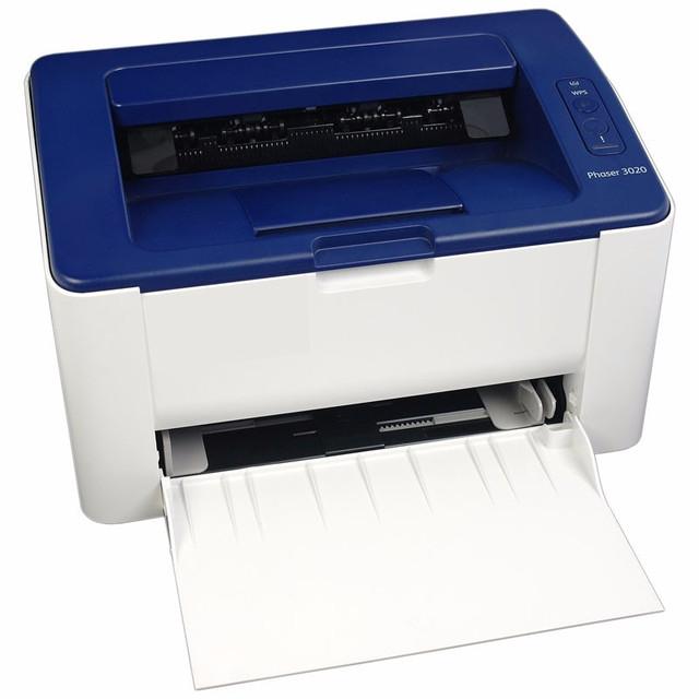 Принтер Xerox Phaser 3020BI Wi-Fi - фото 3