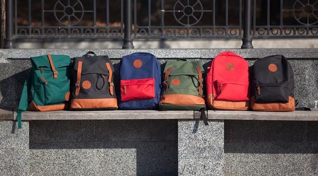 Городской рюкзак.  Спортивный рюкзак. Современный рюкзак. Рюкзаки унисекс (мужские и  женские). Код: КРС6-1 - фото 1