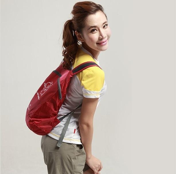 Спортивный рюкзак. Современные рюкзаки. Модный рюкзак. Женский рюкзак. Код: КРСК48 - фото 9