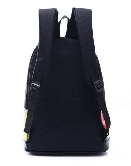 Городской рюкзак. Стильный  рюкзак. Молодежный рюкзак. Модный рюкзак. Современные рюкзаки. Код: КРСК41 - фото 3