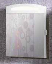 Зеркальный шкаф Мойдодыр Бонус ЗШ-70