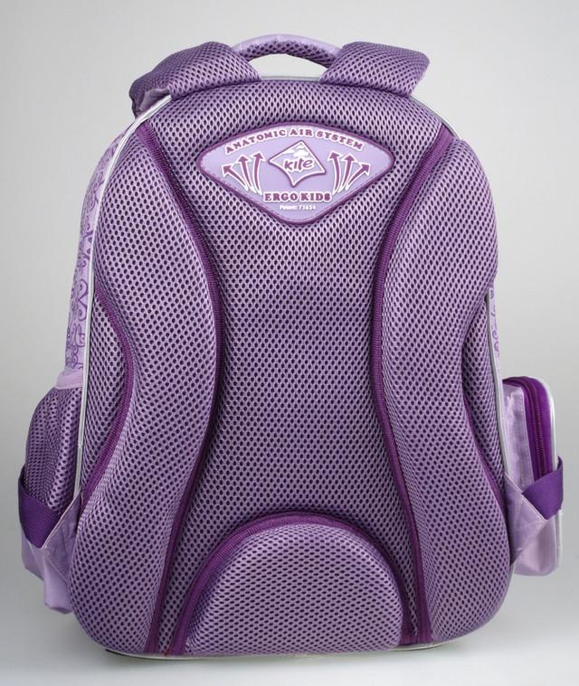 Рюкзак школьный, ортопедический Princess KITE P15-519S - фото 3
