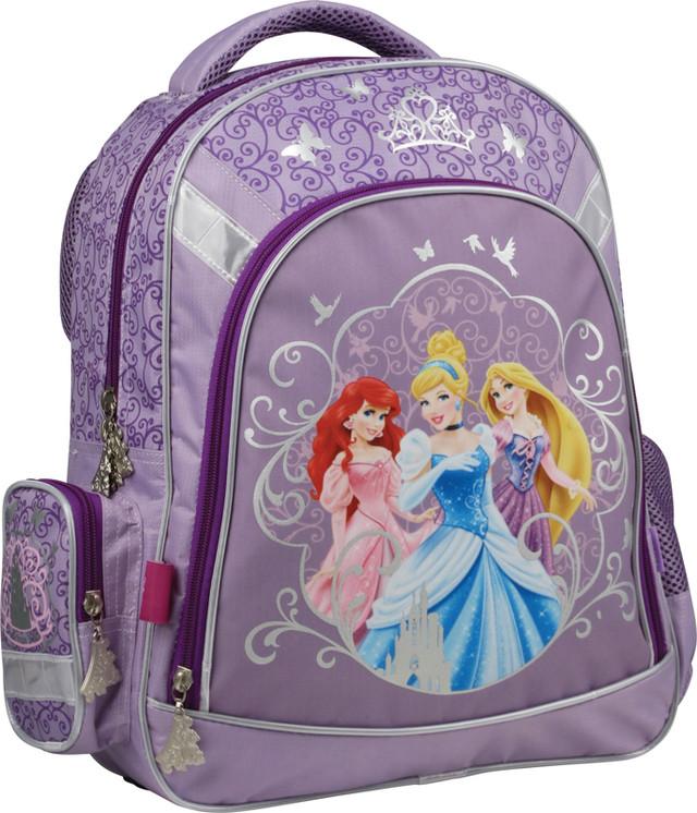 Рюкзак школьный, ортопедический Princess KITE P15-519S - фото 1