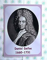 Портреты английских поэтов и писателей Даниэль Дефо