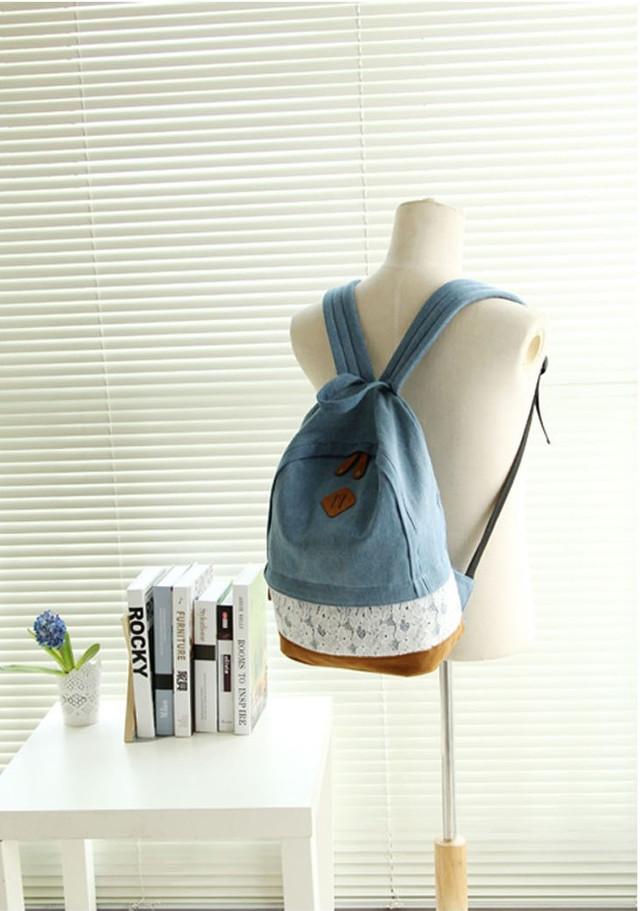 Городской рюкзак. Модный  рюкзак. Рюкзаки женский.  Современные рюкзаки. Код: КРСК32 - фото 8