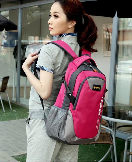 Спортивный рюкзак. Современные рюкзаки. Модный рюкзак. Рюкзаки унисекс (мужские и женские). Код: КРСК38 - фото 6