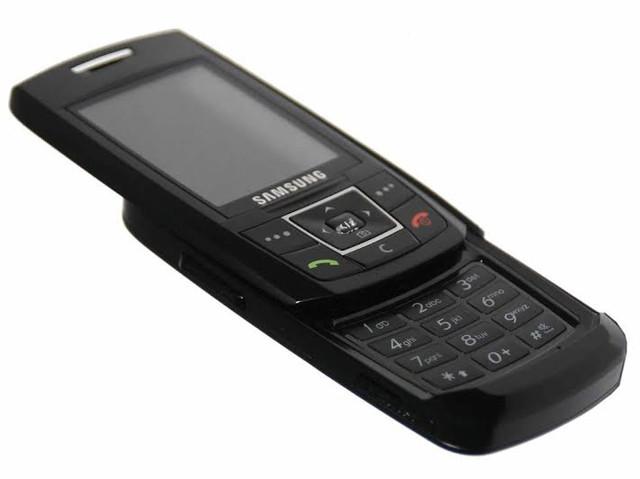Недорогой мобильный телефон Samsung E250i. Дешевый слайдер. Качественный мобильный телефон. Код: КТМ215 - фото 6