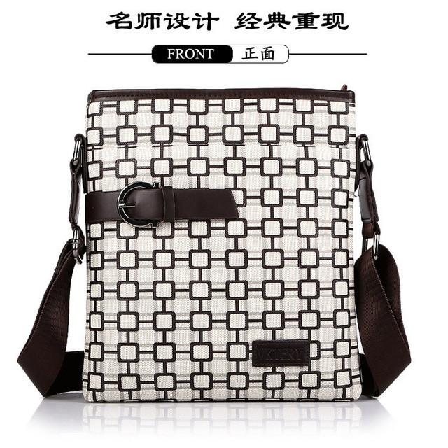 Мужская кожаная сумка. Высокое качество сумки. Удобная стильная сумка. Сумки через плече. Код: КС27-1 - фото 1