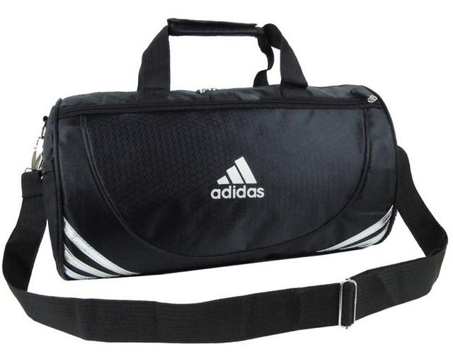 Спортивная сумка, АДИДАС. Сумка фитнес. Сумка в дорогу. Сумка для спорта, в спортзал. Код: КСМ113 - фото 2