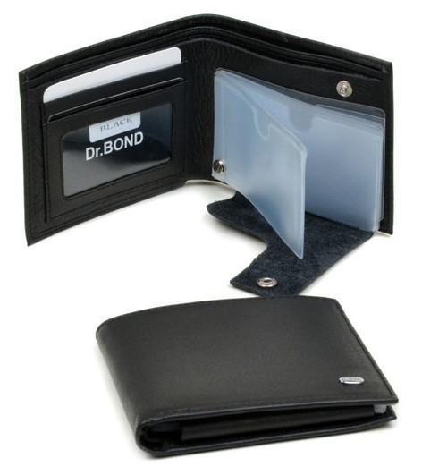 Мужской кожаный кошелек, портмоне, бумажник. Кошелек на подарок. Лучший подарок. НАТУРАЛЬНАЯ КОЖА! Код: КСЕ96 - фото 1
