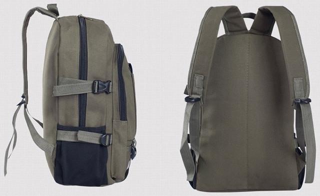 Городской рюкзак. Повседневный  рюкзак. Рюкзак Мужской. Современные рюкзаки. Код: КРСК50 - фото 10