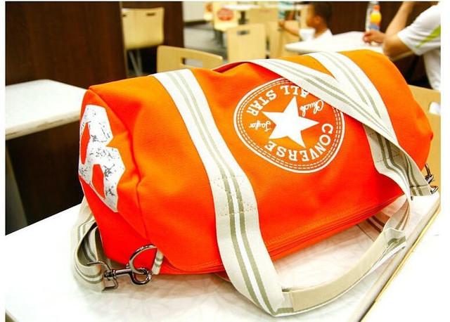 Городская сумка Converse. Спортивная сумка. Дорожная сумка. Мужская сумка. Женская сумка. Холст Код: КСС2 - фото 10