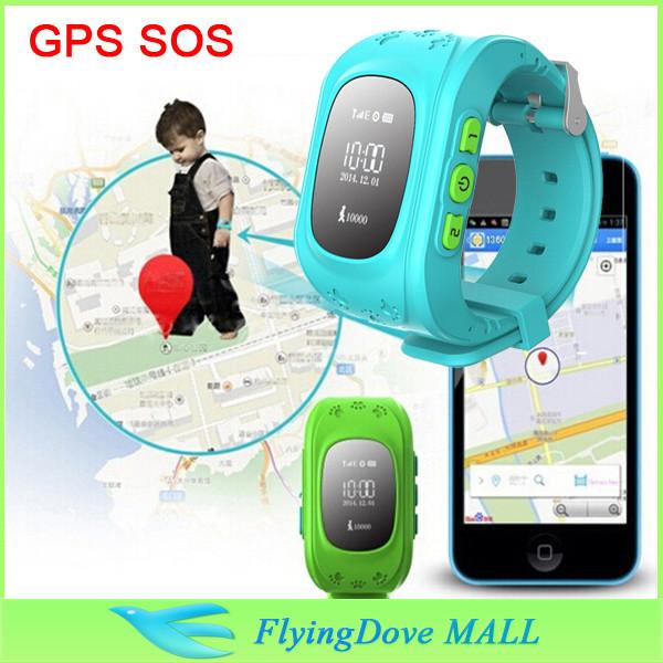 Детские умные GPS часы Smart Baby Watch Q50 с трекером отслеживания (зеленые). РУССКАЯ ВЕРСИЯ - фото 1