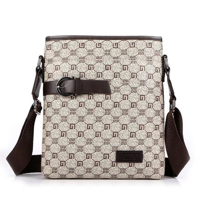 Мужская кожаная сумка. Высокое качество сумки. Удобная стильная сумка. Новое поступление. Код: КС27-2 - фото 1