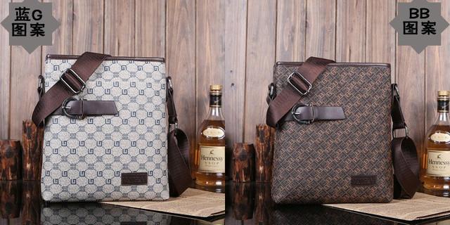 Мужская кожаная сумка. Высокое качество сумки. Удобная стильная сумка. Новое поступление. Код: КС27-2 - фото 2