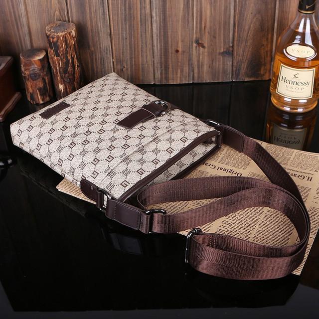 Мужская кожаная сумка. Высокое качество сумки. Удобная стильная сумка. Новое поступление. Код: КС27-2 - фото 4