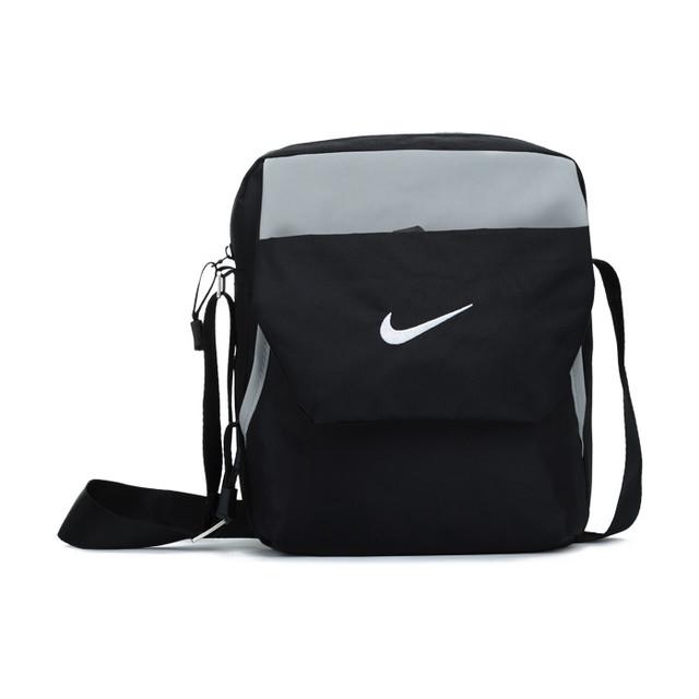 Городская сумка Nike. Оригинал. Качество. Полуспорт сумка. Спортивная сумка. Мужская сумка. Дешево. Код: КСС6 - фото 1
