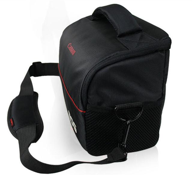 Отличная сумка Canon EOS. Фотосумка Кэнон. Высокое качество. Вместительная сумка. Купить сумку. Код: КДН1079 - фото 6