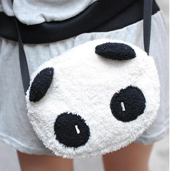 Городской стильный рюкзак. Повседневный  рюкзак. Рюкзак панда. Современные рюкзаки. Код: КРСК45 - фото 4