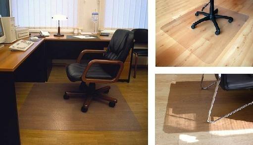 Отличная защита напольного покрытия. Защитный коврик под стул. Хорошее качество. Доступная цена. Код: КДН932 - фото 11