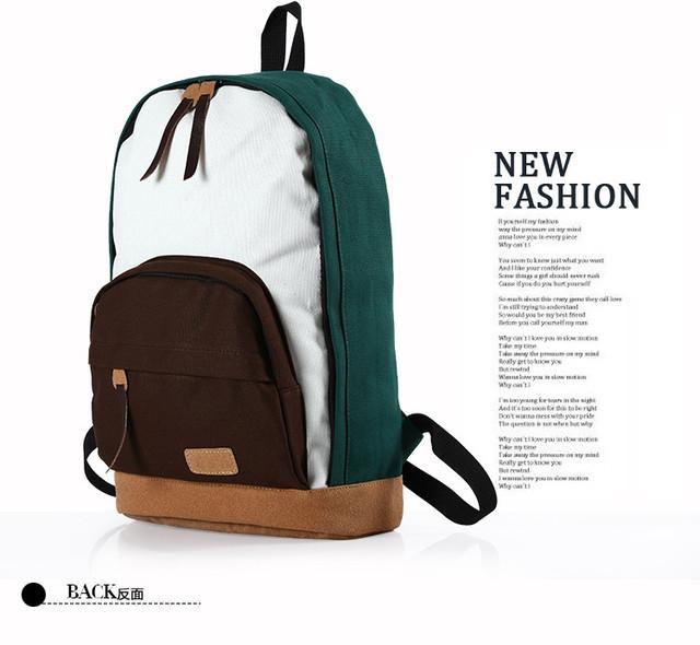 Городской рюкзак. Модный рюкзак. Современные рюкзаки Softback. Рюкзаки  унисекс. Портфель. Код: КСР2 - фото 6
