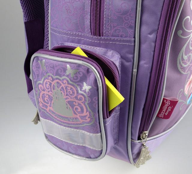 Рюкзак школьный, ортопедический Princess KITE P15-519S - фото 10