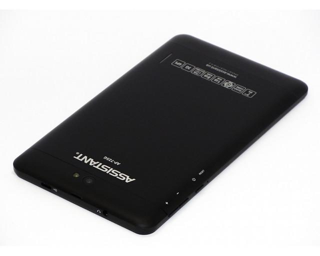 """Четырёхъядерный планшет ASSISTANT AP-725G Freedom. 7"""". 8Гб. Качественный планшет. 1024*600. Код: КТМТ153 - фото 3"""