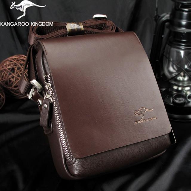 Мужская кожаная сумка. Удобная сумка. Сумки из кожи. Популярная модель. Кожаные сумки. Купить сумку. Код: КС16-2 - фото 2