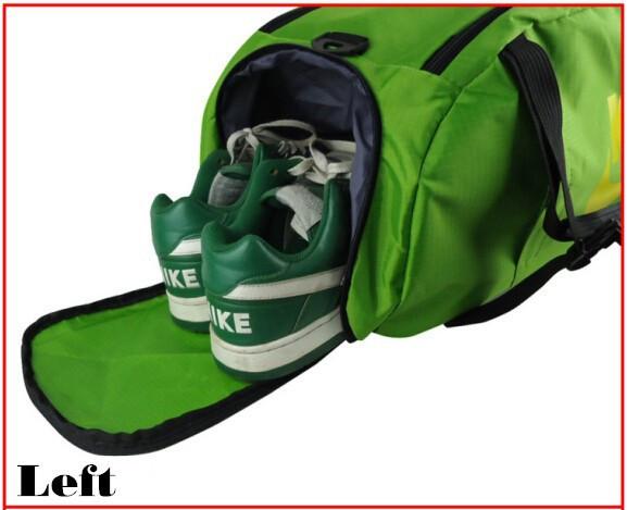 Спортивная сумка Nike. Сумка рюкзак. Качество. Сумки для спорта. Сумки для города. Унисекс. Код: КСС7-2 - фото 8
