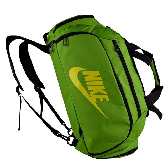 Спортивная сумка Nike. Сумка рюкзак. Качество. Сумки для спорта. Сумки для города. Унисекс. Код: КСС7-2 - фото 7