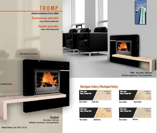 Каминная облицовка ArtPol Tromp - фото 1