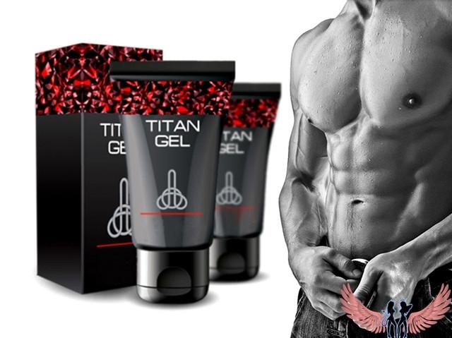 Titan Gel крем для увеличения члена (крем XXL Power Life в подарок) - фото 2