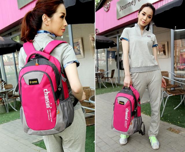 Спортивный рюкзак. Современные рюкзаки. Модный рюкзак. Рюкзаки унисекс (мужские и женские). Код: КРСК38 - фото 12