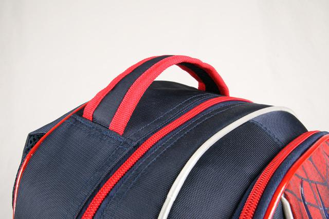 Рюкзак школьный, ортопедический Spider-Man Movie-2 KITE SM15-514S - фото 4