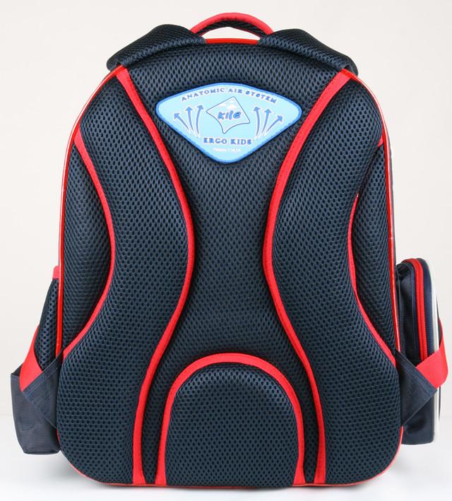 Рюкзак школьный, ортопедический Spider-Man Movie-2 KITE SM15-514S - фото 3