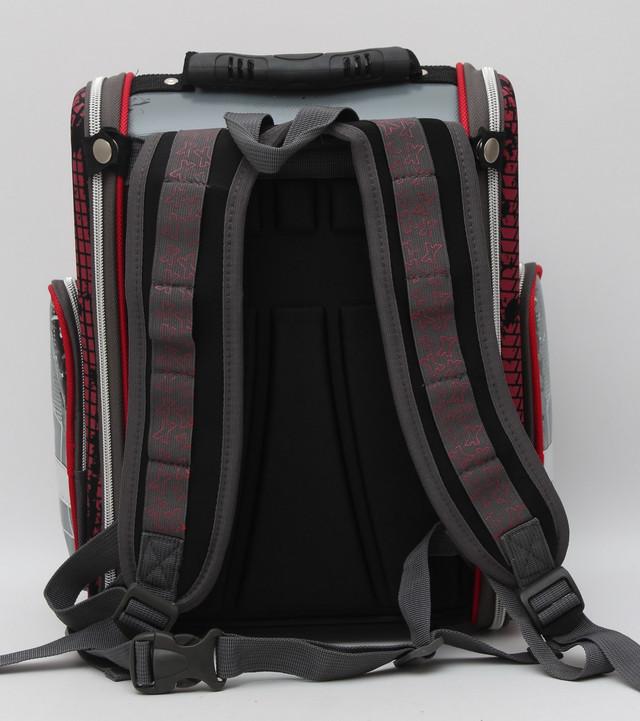 Стильный школьный рюкзак для мальчика. Ортопедический рюкзак. Отличное качество. Низкая цена. Код: КДН347 - фото 4