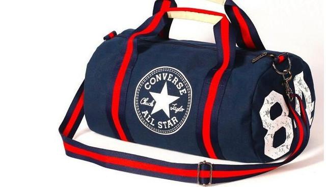 Городская сумка Converse. Спортивная сумка. Дорожная сумка. Мужская сумка. Женская сумка. Холст Код: КСС2 - фото 22