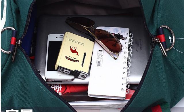 Городская сумка Converse. Спортивная сумка. Дорожная сумка. Мужская сумка. Женская сумка. Холст Код: КСС2 - фото 6