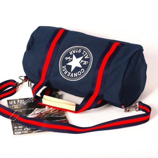 Городская сумка Converse. Спортивная сумка. Дорожная сумка. Мужская сумка. Женская сумка. Холст Код: КСС2 - фото 7