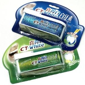 Отбеливающий зубной порошок CT-White, 33 гр.
