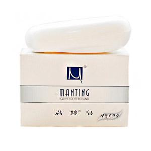 Мыло Manting (Мантинг) от демодекоза- тонизирующее и освежающее, 100 гр.