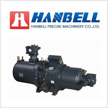 Винтовые компрессоры RC2-B Hanbell