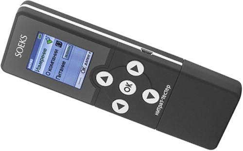 """Нитратомер """"СОЭКС"""" оборудован разъемом USB для подключения к ПК (нажмите для увеличения)"""