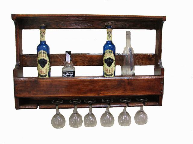 Полка для бутылок, винные стойки 600*500*150 - фото IMG_1149.jpg