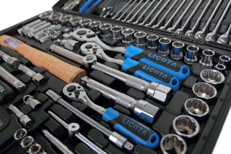 Наборы инструментов - фото Тип работ